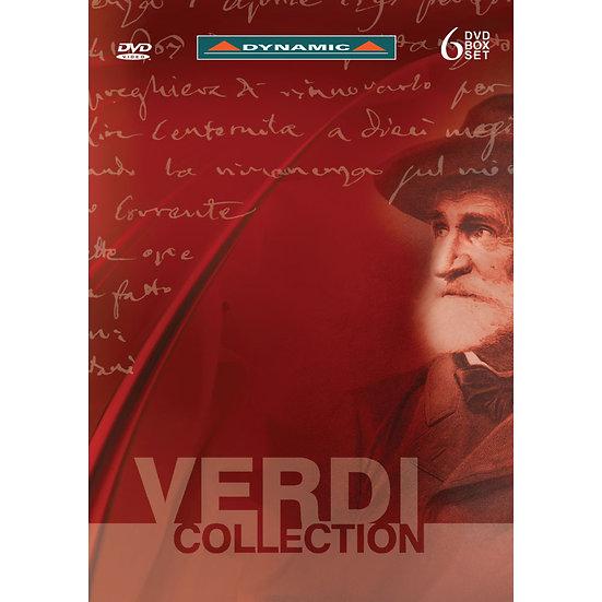 威爾第精選輯 Verdi Collection (6DVD)【Dynamic】