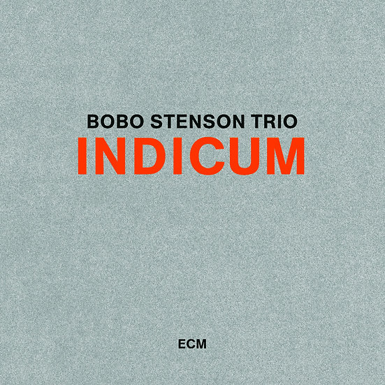 波波.史坦生三重奏:野生 Bobo Stenson Trio: Indicum (CD) 【ECM】