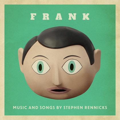 法蘭克 電影原聲帶 Frank OST (Vinyl LP) 【Silva Screen】