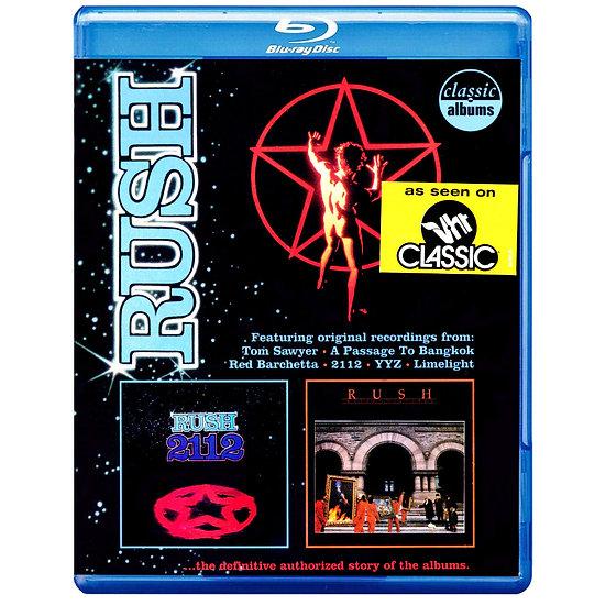 匆促樂團:2112 Rush: 2112 & Moving Pictures - Classic Albums (藍光Blu-ray) 【Evosound】