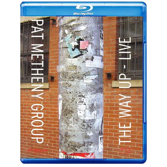 派特.曼西尼:一路向上 現場演唱會 Pat Metheny Group : The Way Up Live (藍光Blu-ray) 【Evosound】