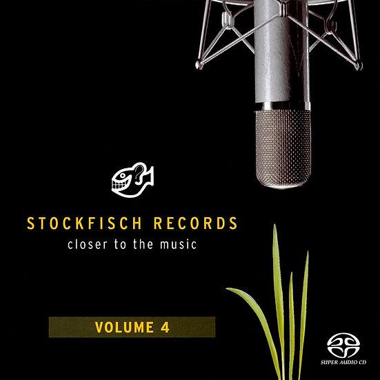 老虎魚精選第四輯 Stockfisch-Records: Closer To The Music - Vol.4 (SACD) 【Stockfisch】
