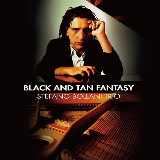 史帝法諾.柏那尼三重奏:黑與褐雞尾酒狂想曲 Stefano Bollani Trio: Black And Tan Fantasy (CD) 【Venus】
