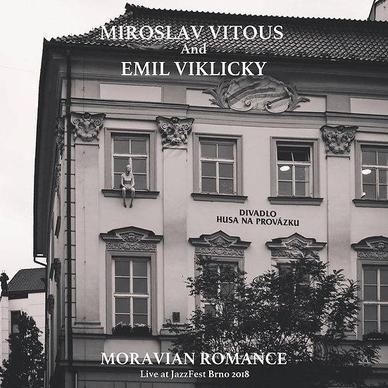米拉斯拉夫.維特斯與艾米爾.維克利基:摩拉維亞浪漫  (CD)【Venus】