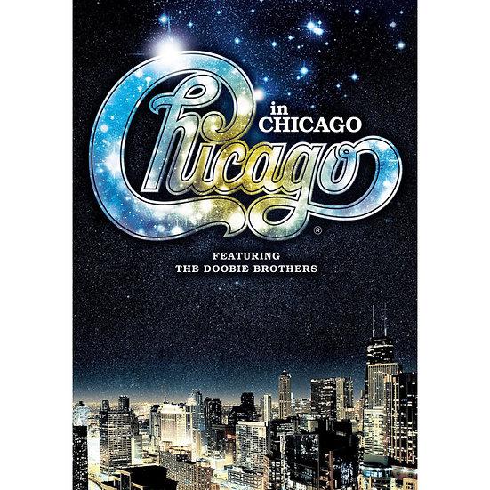 芝加哥:芝加哥 Chicago: In Chicago (DVD) 【Evosound】