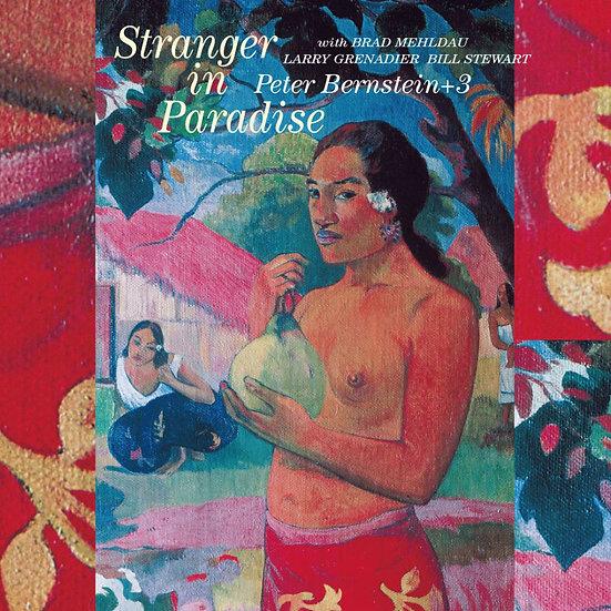 彼得.伯恩斯坦:天堂的陌生人 Peter Bernstein + 3: Stranger In Paradise (CD) 【Venus】