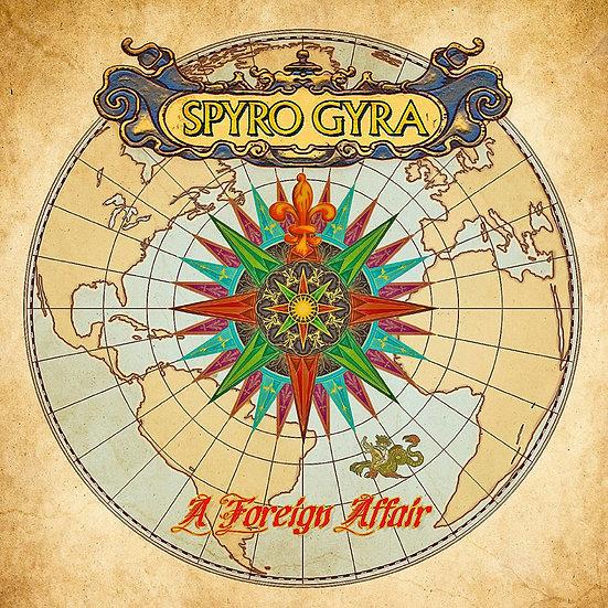 爵士光環樂團:異國戀史 Spyro Gyra: A Foreign Affair (CD) 【Evosound】