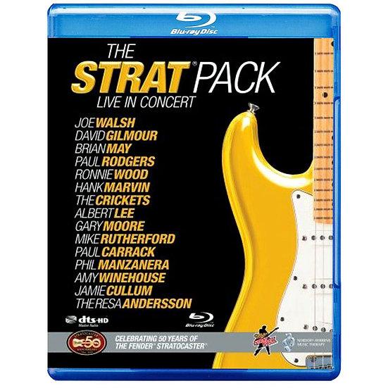 吉他大師 - 2004倫敦演唱會 V.A.: The Strat Pack (藍光Blu-ray) 【Evosound】