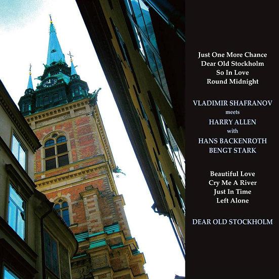 弗拉迪米爾.沙法諾夫與哈利.艾倫:親愛的老斯德哥爾摩 (Vinyl LP) 【Venus】