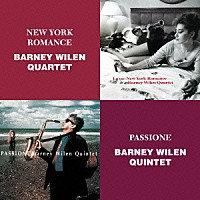 巴尼.威良四重奏:紐約羅曼史+激情 (限量2CD豪華決定盤)【Venus】