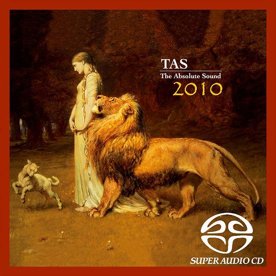 絕對的聲音TAS2010 (SACD)
