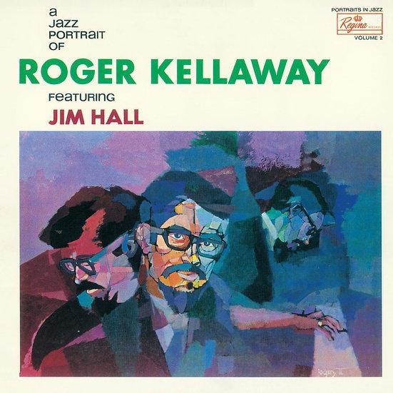 Roger Keppaway: A Jazz Portrait Of Roger Kellaway (Vinyl LP) 【Venus】