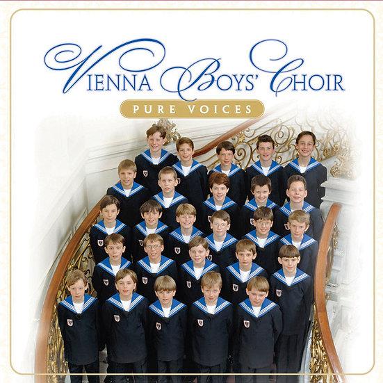 維也納少年合唱團:純淨之聲 Vienna Boys' Choir: Pure Voices (2CD) 【Evosound】