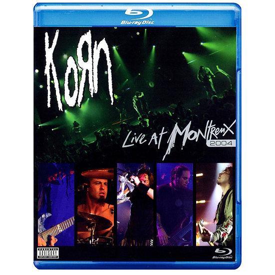 KORN樂團:瑞士蒙特勒現場演唱會 KORN: Live @ Montreux 2004 (藍光Blu-ray) 【Evosound】
