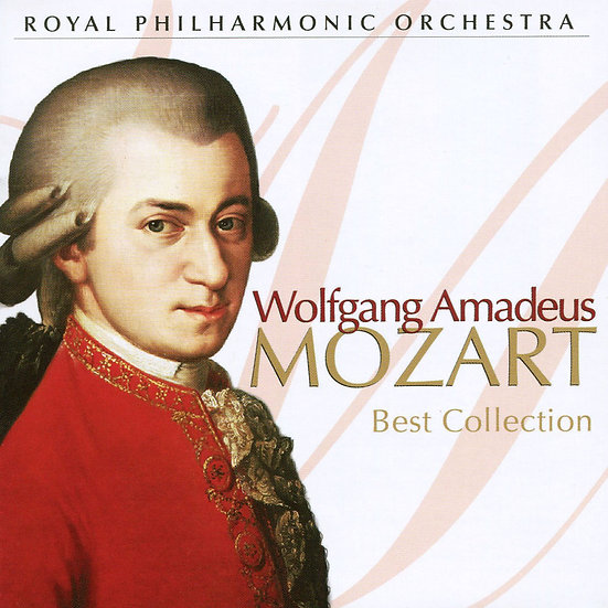 莫札特:英國皇家愛樂管弦樂團 Royal Philharmonic Orchestra: Mozart Collection (3CD) 【Evosound】