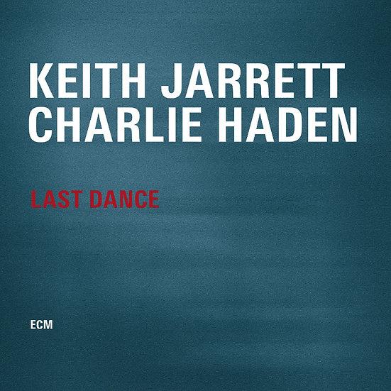 奇斯.傑瑞特/查理.海登:最後一支舞 Keith Jarrett / Charlie Haden: Last Dance (CD) 【ECM】