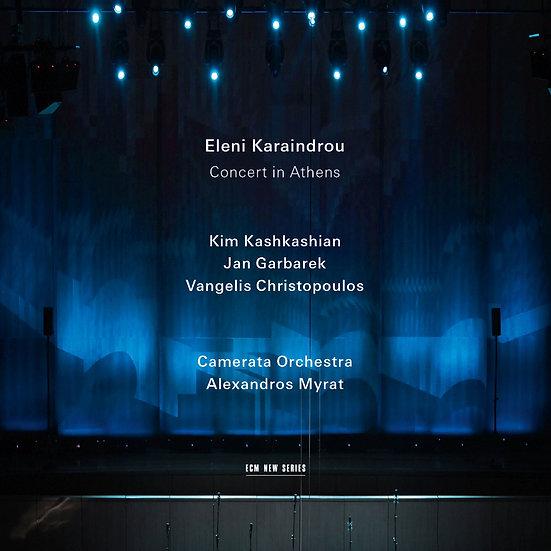 伊蓮妮.卡蘭卓:伊蓮妮在雅典 Eleni Karaindrou: Concert in Athens (CD) 【ECM】