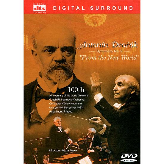 波希米亞的呼喚~德佛乍克 第九號交響曲:新世界~世界首演百年紀念音樂會 (DVD)