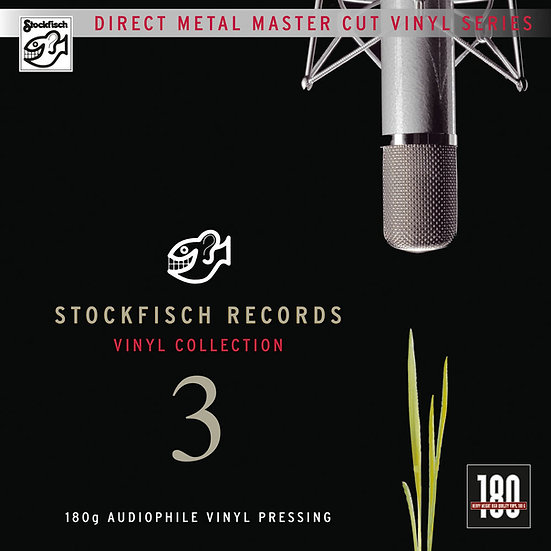 老虎魚精選第三輯 Stockfisch-Records: Vinyl Collection Vol.3 (Vinyl LP) 【Stockfisch】
