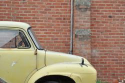 yellow car wix