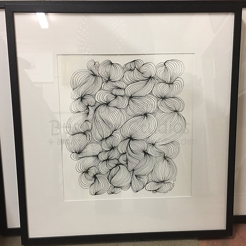 Skeins - limited edition print