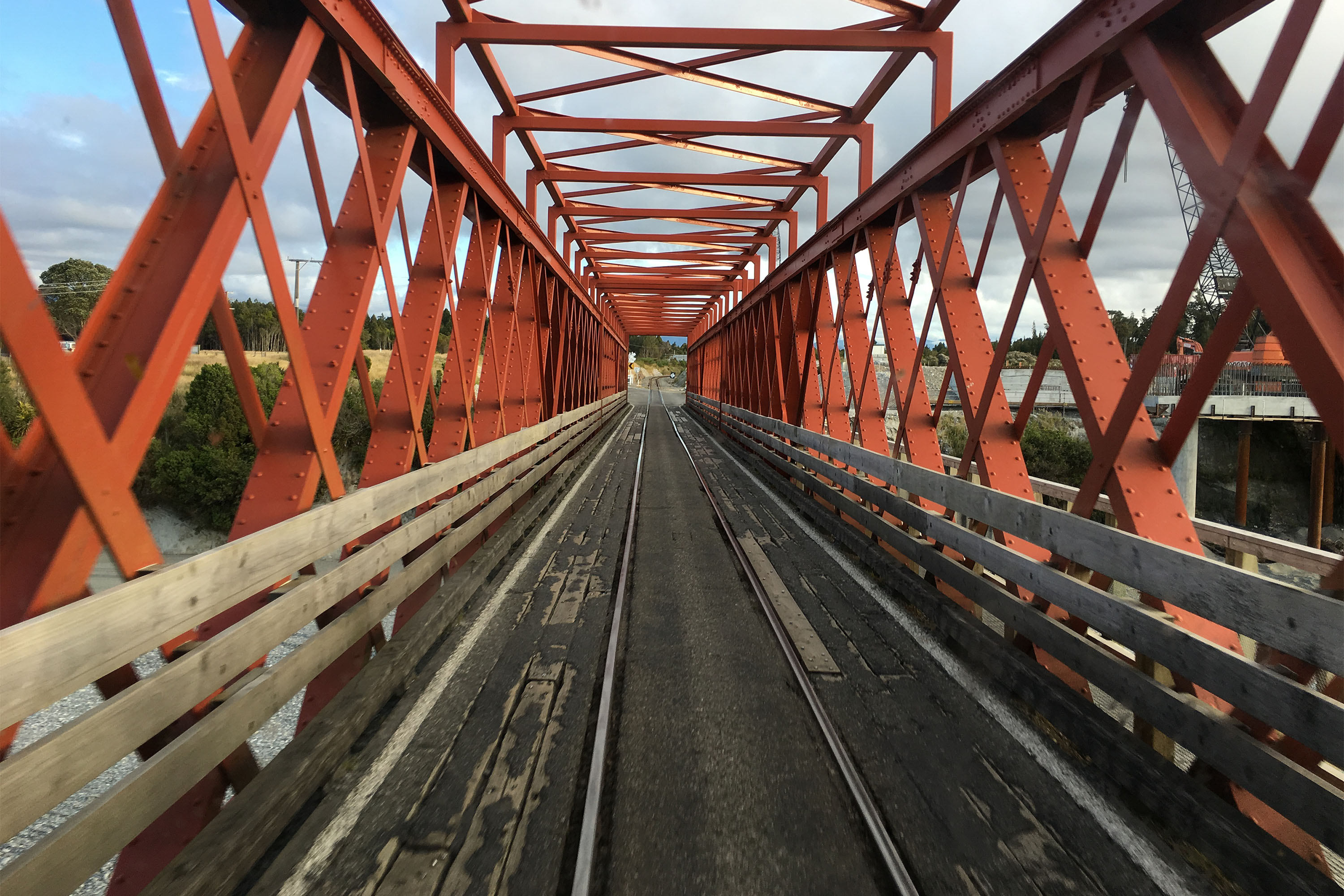 Road Rail bridge - wix