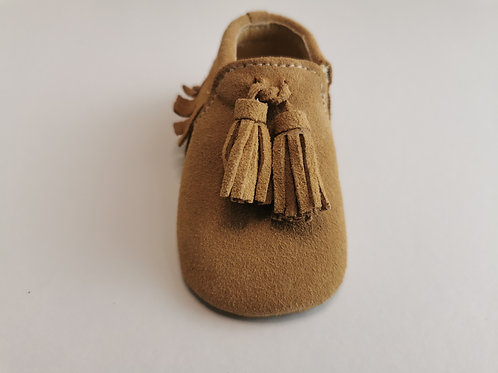 Sapato mocassin berloque