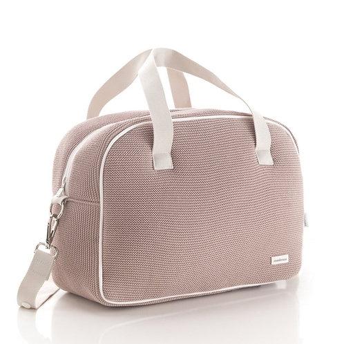 Mala de maternidade, coleção London pink - Cambrass