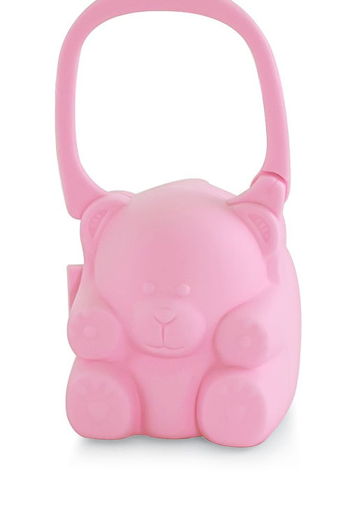 Porta Chupetas rosa - Miniland