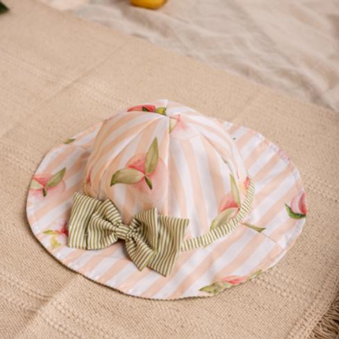 Sunny hat - Peaches