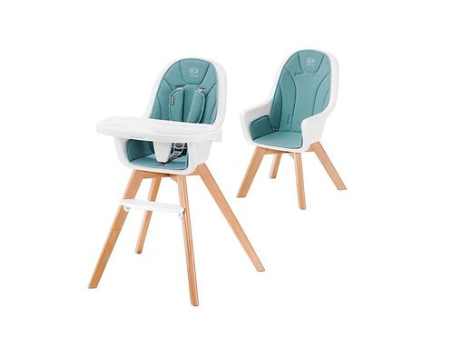 Cadeira de comer TIXI - TURQUOISE