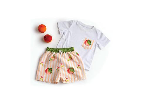 T-Shirt - peaches