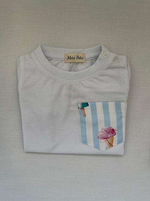 T-Shirt ice-cream