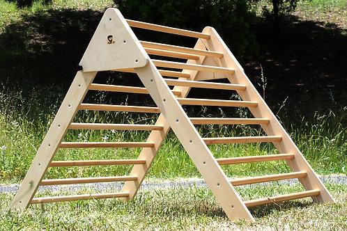 Triângulo de Escalada Grande com Rampa