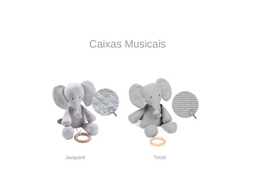 Nattou - Tembo - Caixas de música