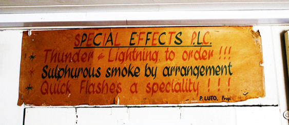 Special Effects P.L.C.