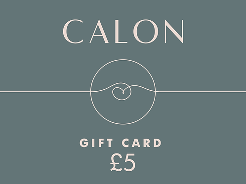 Gift Card (£5)