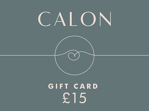 Gift Card (£15)