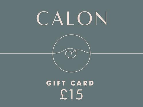 Gift Card (£15)