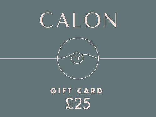 Gift Card (£25)