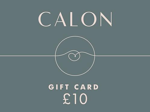Gift Card (£10)