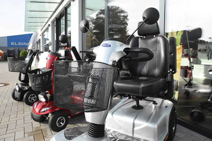 Mobile Rollstühle