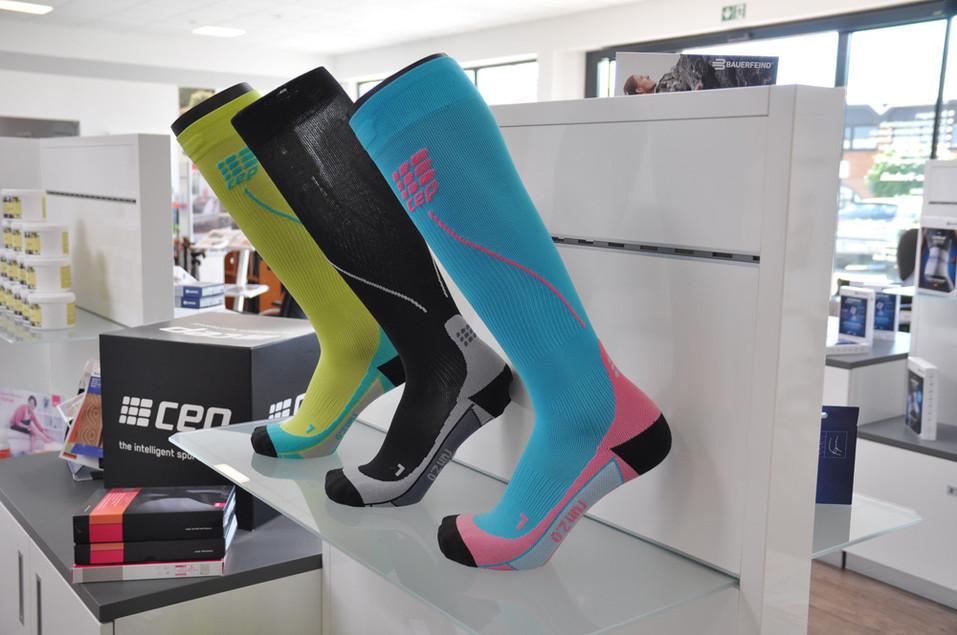 CEP-Socks für den Sport