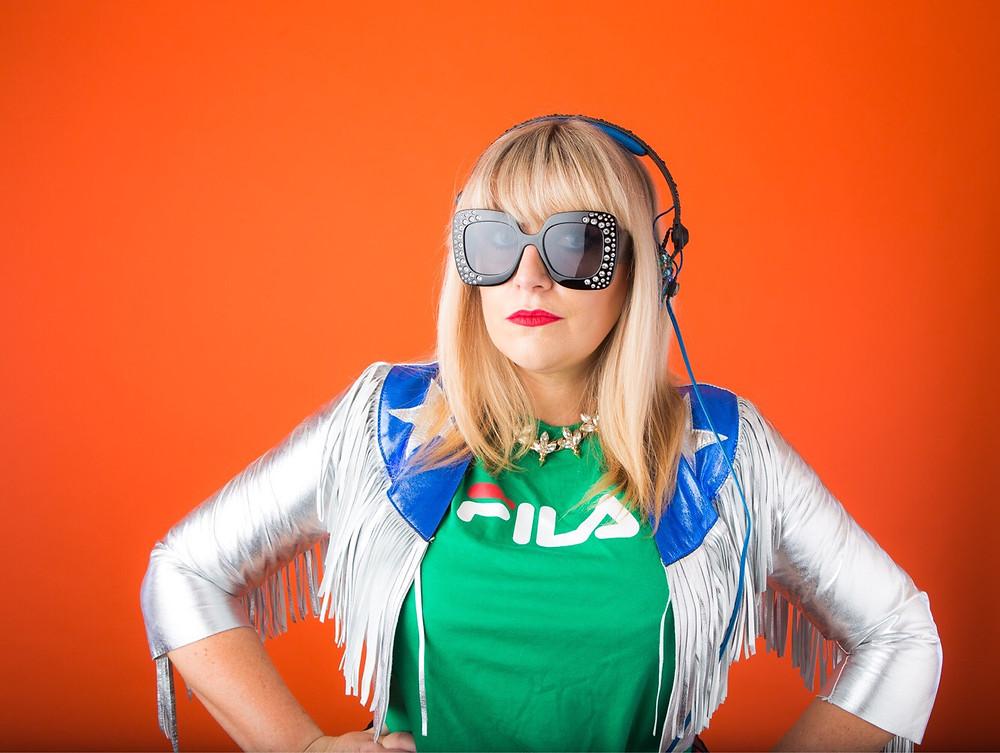 DJ Nikki Beatnik on Wanna Be Podcast