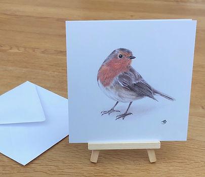 Robin card 3