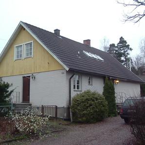 En tillbyggnad kan förändra husets karaktär