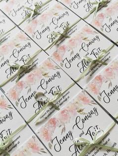 Blush & Sage Florals