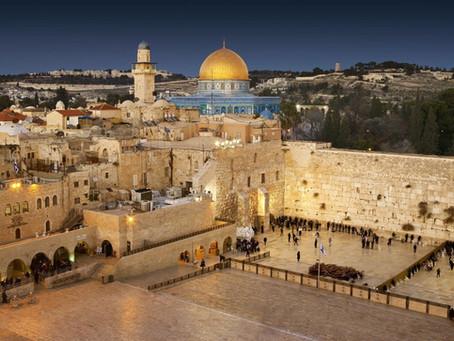 A Mística Cidade de Jerusalém (Yerushalaym)