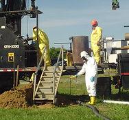 Groundwater Investigation, LSRP, Soil sampling