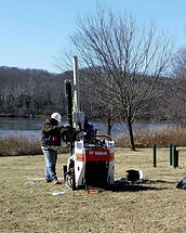 LSRP, Geoprobe, Site Assessment, Monitoring well installation, groundwater sampling